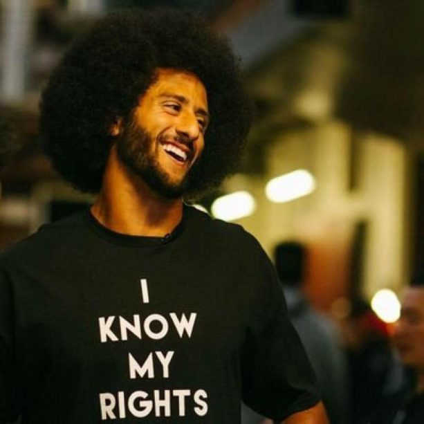Colin Kaepernick Continues $1 Million Pledge;  $800,000 in Donations to Date