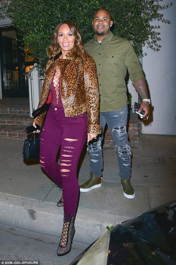 Evelyn Lozada and Carl Crawford Call off Engagement after Cheating Rumors