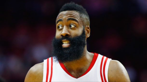James Harden on the Good Good Juice?