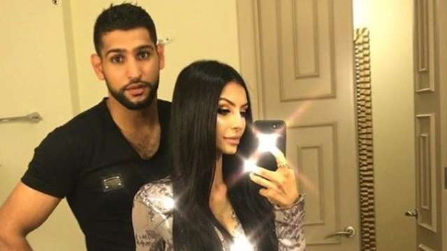 Boxer Anthony Joshua Denies Having An Affair With Amir Khan's Wife, Says He Likes His Women BBW