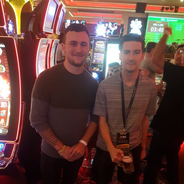 Johnny Manziel Declares He Wants to Coach at the International Football Betting Conference