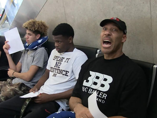 LaVar Ball Continues to the Be the Most annoying Liar in the Country