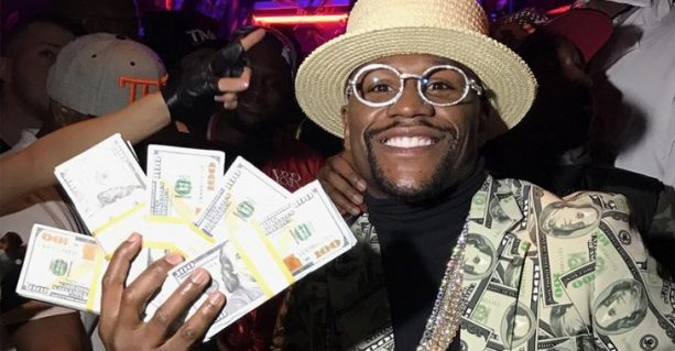Floyd Mayweather's Fishy Bets Prove the Fight was Choreographed