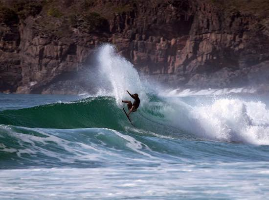 """Surf Video- """"WATER OVER SAND"""""""