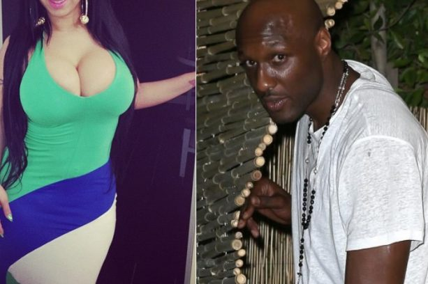 Meet Lamar Odom's New Girlfriend, and Guess What, She's Armenian!