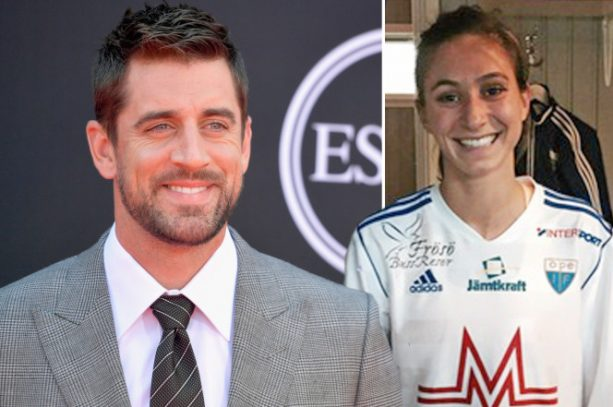 Aaron Rodgers New 'girlfriend' Marie Margolius Dishes on their Romance
