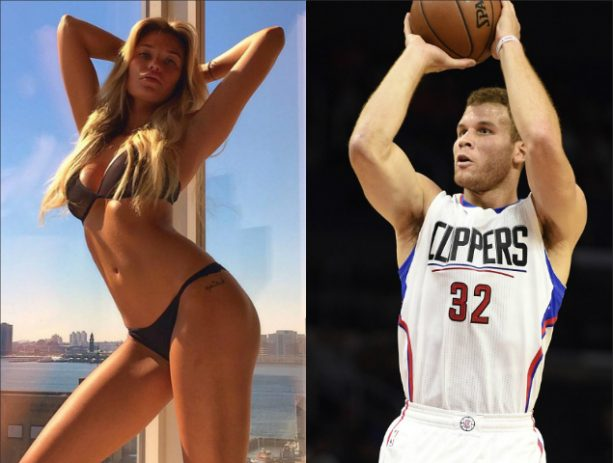 Samantha Hoopes Talks about Dating Blake Griffin