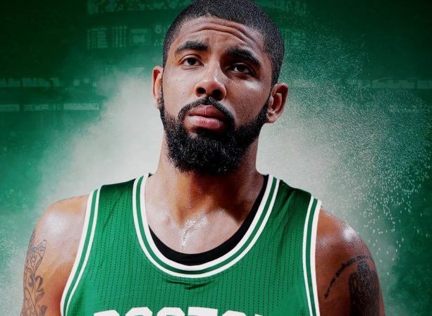 Boston Museum Takes a Shot at New Celtics Star Kyrie Irving
