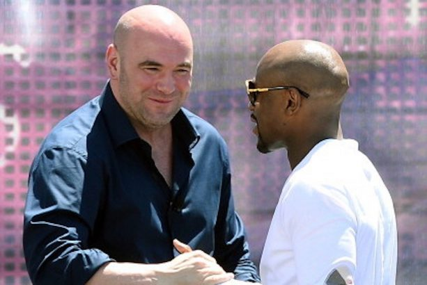 Did Floyd Mayweather Negotiate A Percentage Of The UFC In His Fight With Conor McGregor?
