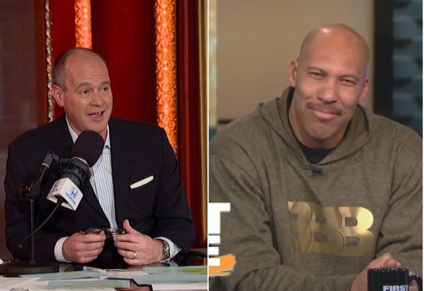 Rich Eisen Tears into Lavar Ball Over His Treatment of Women