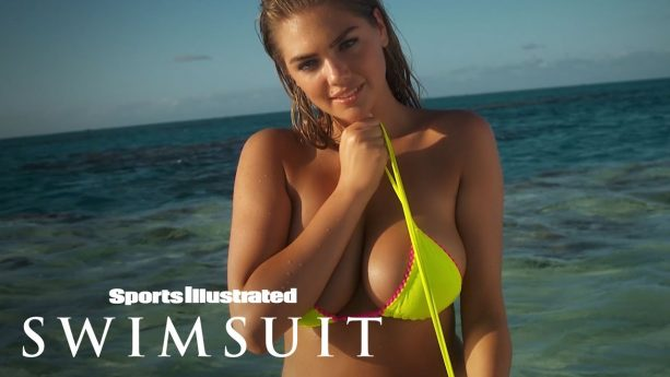 Kate Upton's Best Behind The Scenes Dances: Getting Down & Dirty