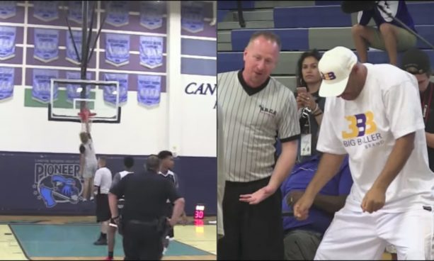 Lavar Ball Continues Clowning in Latest AAU Scuffle