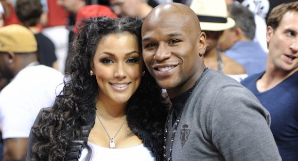 Floyd Mayweather's Ex Girlfriend Says Conor McGregor Threw The Fight