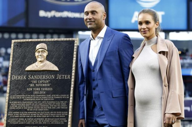 Derek Jeter And Wife Hannah Jeter Welcomed A Baby Girl