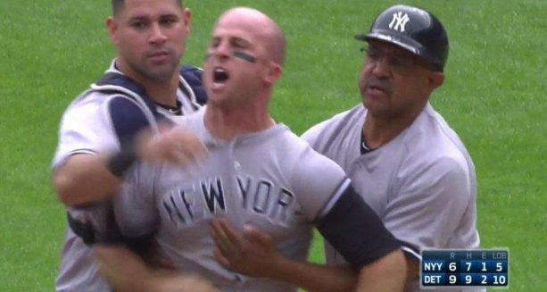 Yankees-Tigers > McGregor-Mayweather