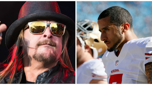 Kid Rock Has Words For Colin Kaepernick