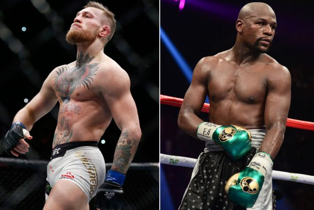 Conor's Coach Says He Might Take Floyd's Arm Off This Saturday?