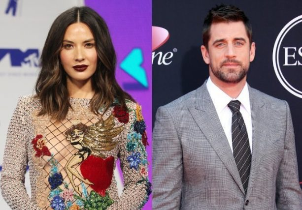 Olivia Munn Feels 'Played' by Aaron Rodgers