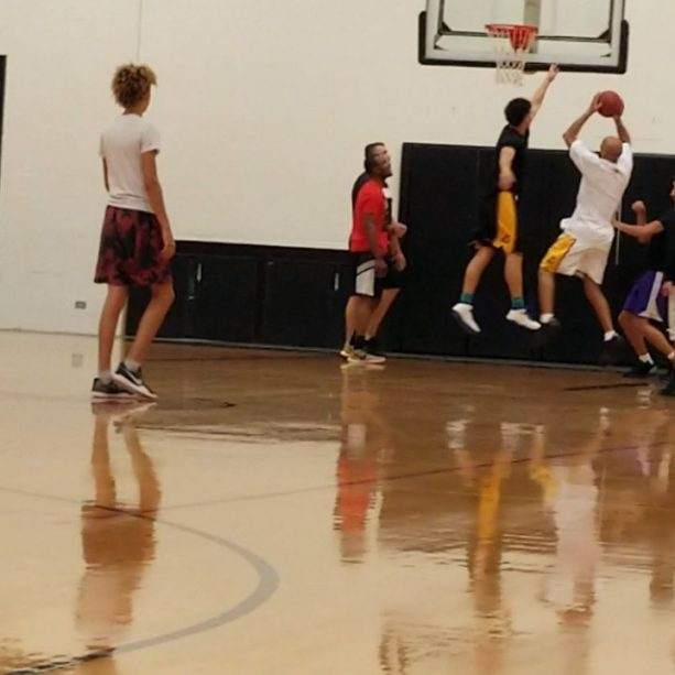 More Video of LaVar Ball Playing Hoops Has Surfaced and He's Still Straight Garbage