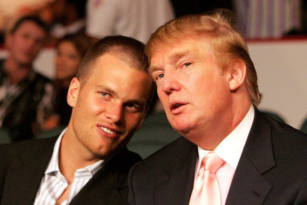 Donald Trump Set Up Tom Brady with His Daughter and Pushed Hard for her to Marry Him