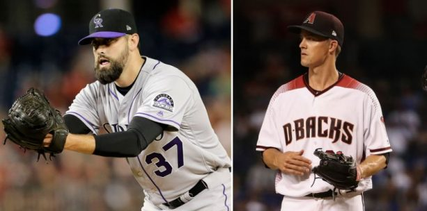 Colorado Rockies reliever Pat Neshek Goes HAM at Zach Greinke on Message Board