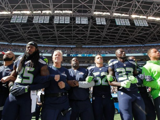 NFL Players Planning Protest Tomorrow During National Anthem
