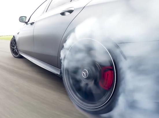 Mercedes-AMG E63 S – Top Gear