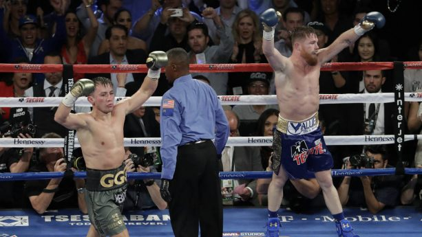 Look At The Controversial Canelo vs. GGG Scorecards