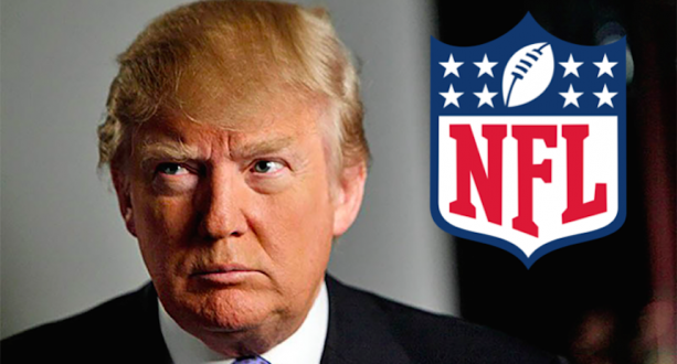 Donald Trump Continues His Twitter Rant On NFL…