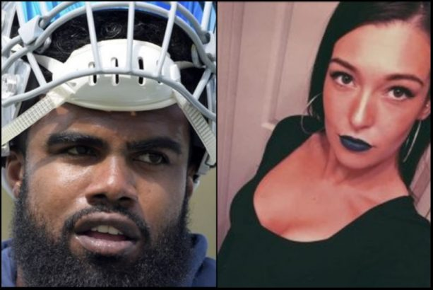 Ezekiel Elliott's Accuser Resurfaces on Social Media