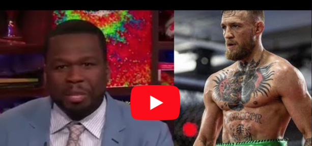 50 Cent Says He Would Destroy Conor McGregor In A Street Fight