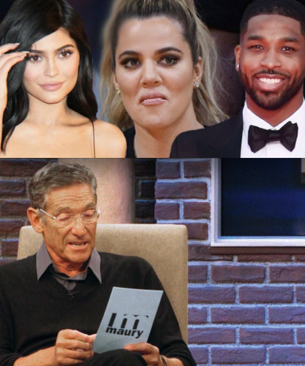 Damn! Tristan Thompson The Real Father Of Kylie Jenner's Baby?
