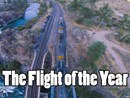 Drone Flight Of The Year