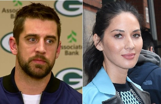 Aaron's Rodgers Ex Olivia Munn Caused this Celebrity Breakup?