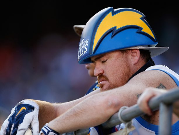 Damn! LA Chargers Bumped In Los Angeles For Raiders