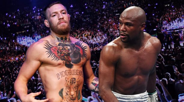 Floyd Mayweather vs. Conor McGregor Live Gate Fell Short