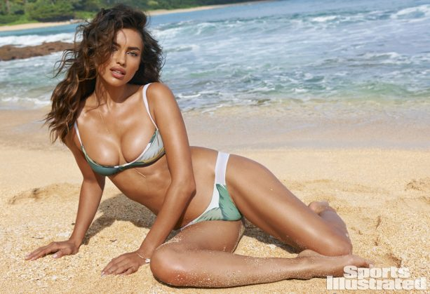 Irina Shayk Hottest Moments From Her Sports Illustrated Swimsuit Shoots