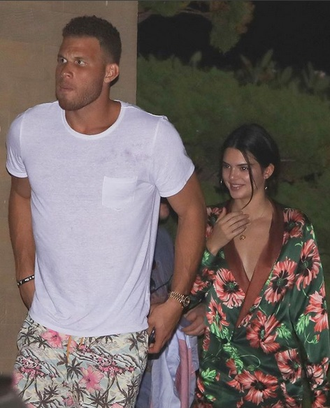 Blake Griffin Asked If He And Kendall Jenner Are Serious About Each Other After Going on Malibu Nobu Date