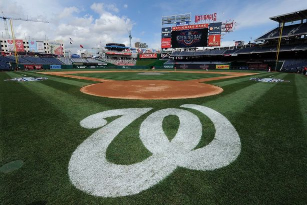 Stolen UHaul Used to Bust Open ATM at Nationals Park