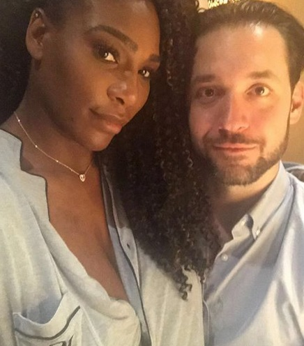 Serena Williams Introduced the World to her Daughter in the Most Social Media Way Possible