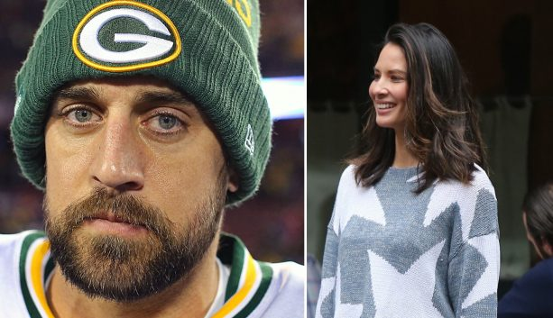 Aaron Rodgers' Ex Olivia Munn Spotted out with New Man