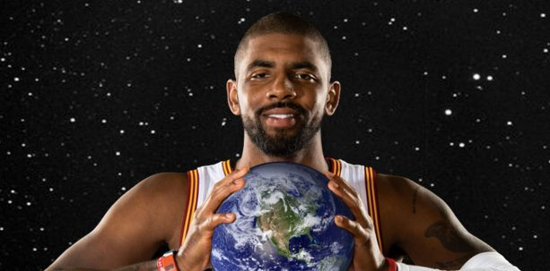 Kyrie Irving Admits he was Trolling about Flat Earth Theory