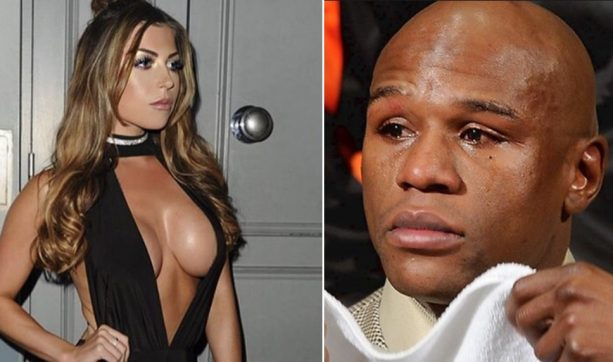 In Positive News Floyd Mayweather Got Dumped
