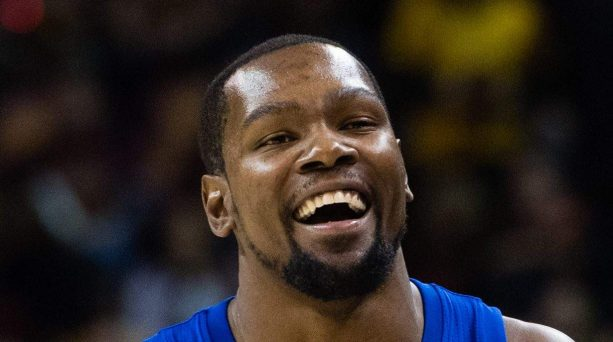 Kevin Durant Has Another New Girlfriend and She's no Cupcake
