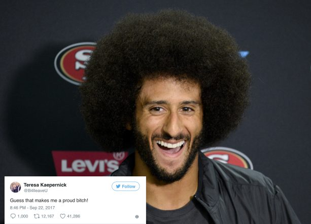 Colin Kaepernick's Mom Swings Back At Donald Trump