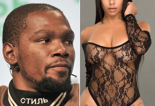 Kevin Durant a Baby Daddy to a Real Baddy?