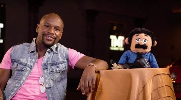 Best Floyd Mayweather Interview | Awkward Puppets