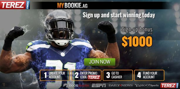 NFL Week 2 Betting is Ripe for the Picking with MyBookie