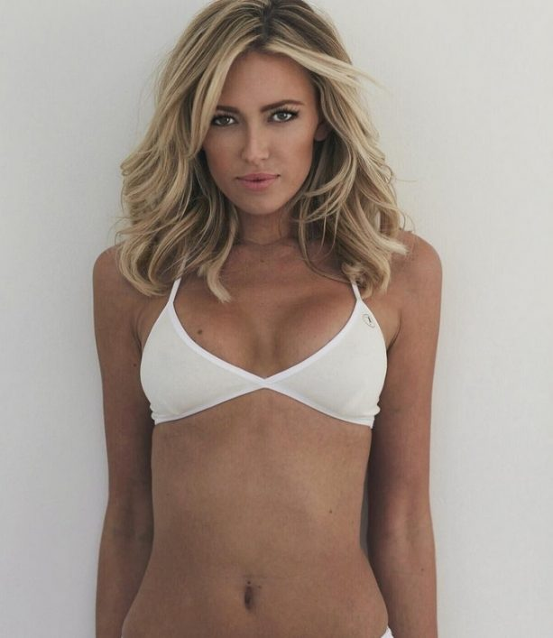 Paulina Gretzky Flying High Back on the IG