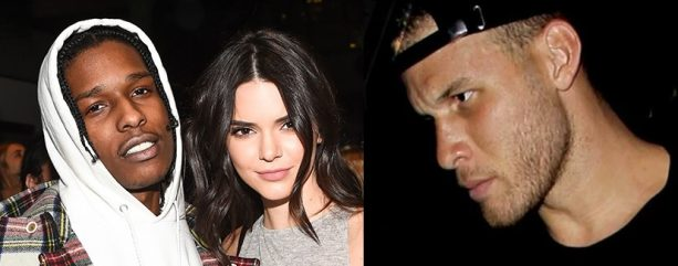 Blake Griffin Played Himself with Kendall Jenner